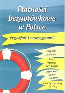Płatności bezgotówkowe w Polsce. Przyszłość i nowoczesność