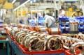 Maschinebau Produktionslinie