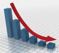Arrow Charts Down