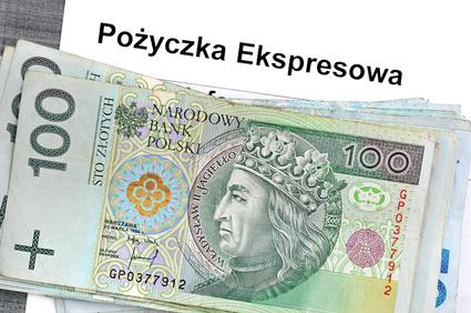 pożyczka ekspresowa